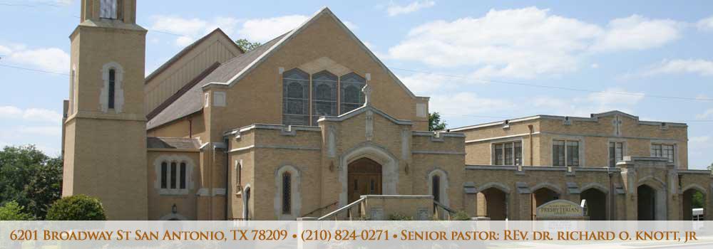 Alamo Heights Presbyterian