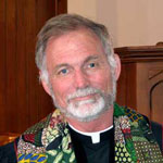 Rev Richard Knott of Alamo Heights Presbyterian Church