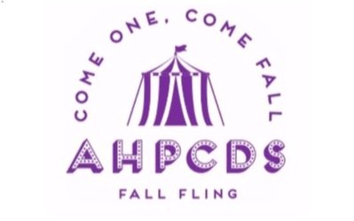 Come to the AHPC Day School Fall Fling October 10th!