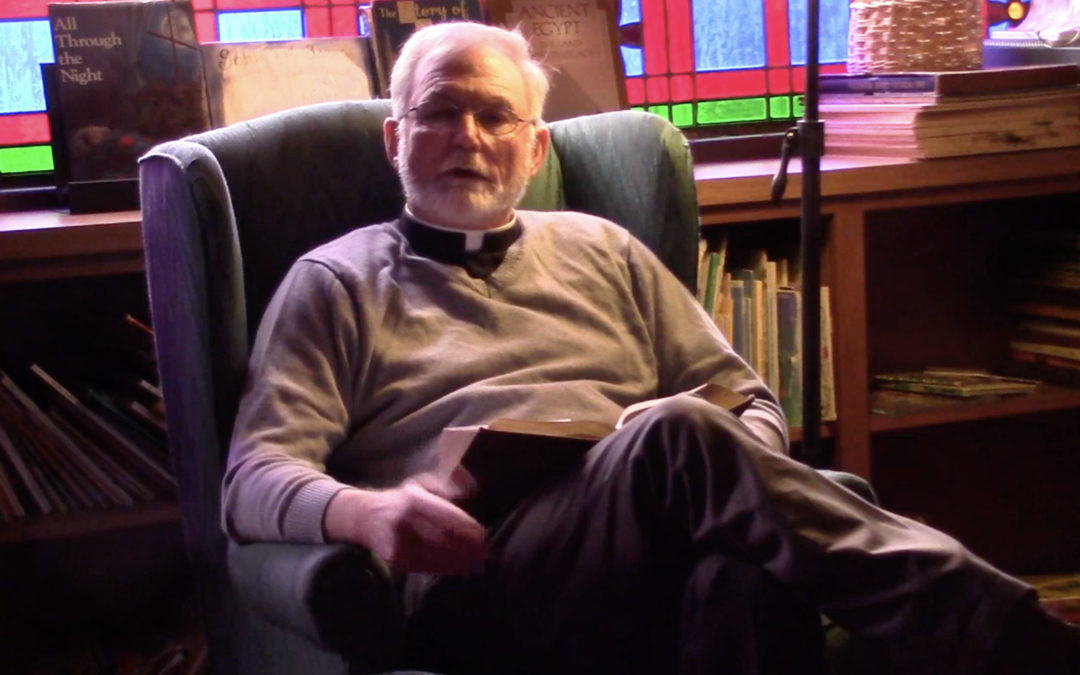 Library Reflections by Rev. Dr. Richard O. Knott – view on YouTube now
