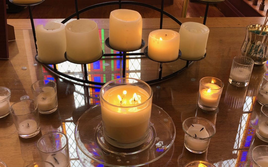 Communion in the Sanctuary – CDC style Sept. 20!