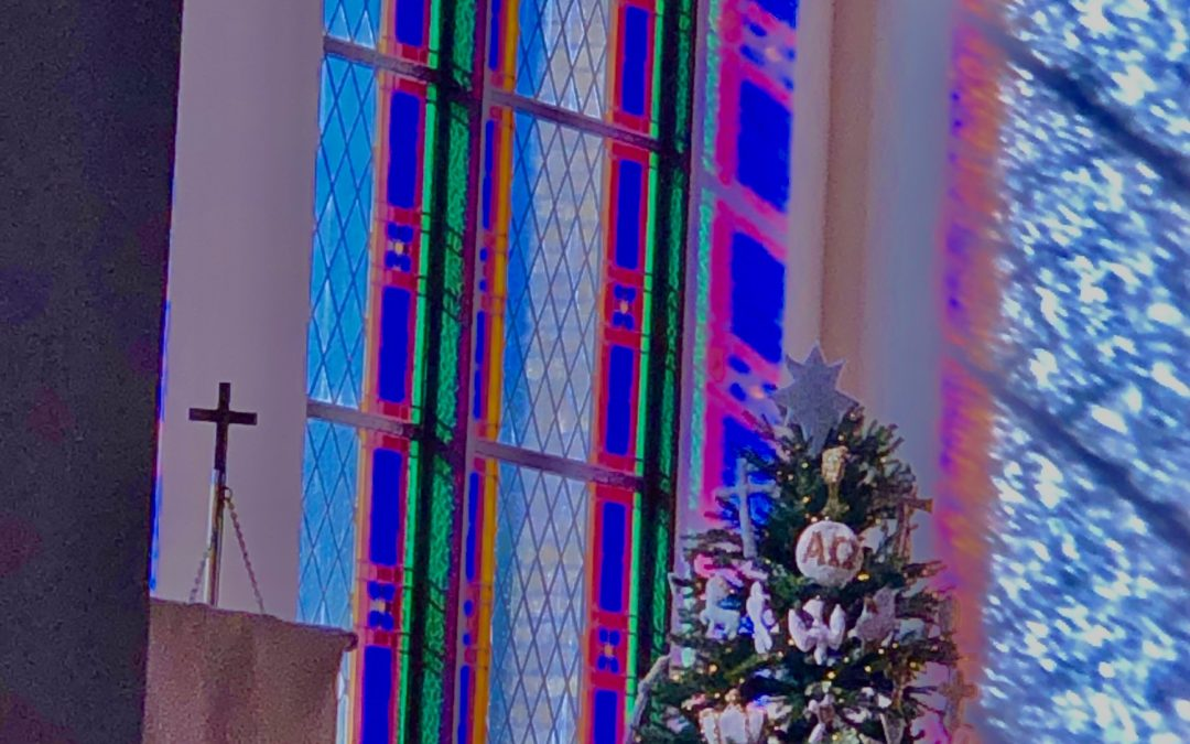 First Sunday In Advent Begins Christmas Season!