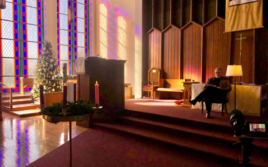First Sunday of Christmas – Service on line now
